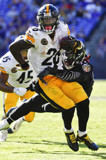Le'Veon Bell, C.J. Mosley