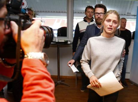 Norway Doping Johaug