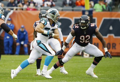 Jackson s 2 defensive TDs lead Bears past Panthers 17-3  078155579