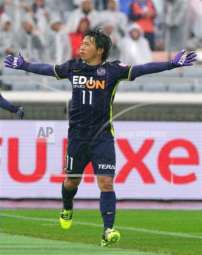 Japan Super Cup Sanfrecce Hiroshima Vs Gamba Osaka Buy Photos Ap Images Detailview