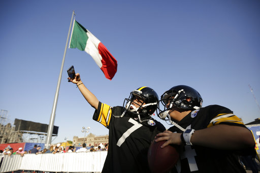 Mexico NFL Football