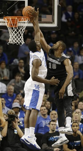 Kadeem Batts, Alex Poythress