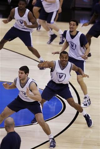 NCAA Villanova Basketball