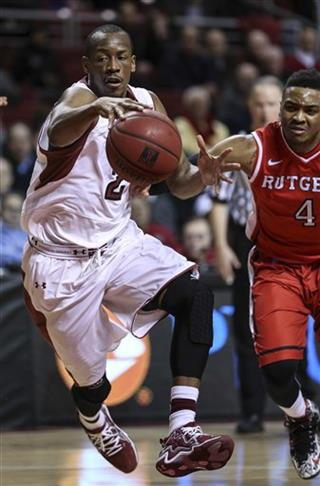 Rutgers Temple Basketball