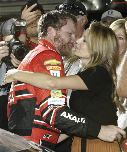 Dale Earnhardt Jr., Amy Earnhardt