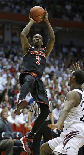 Russ Smith, Sean Kilpatrick