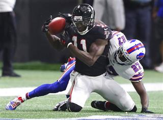 Bills Falcons Football