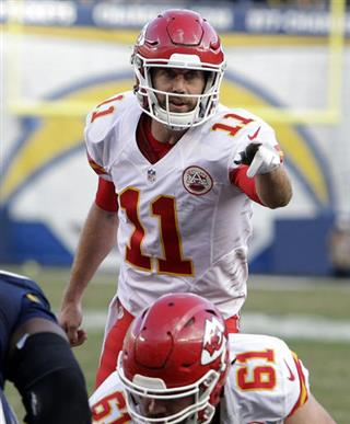 Chiefs Playoff Alex Football