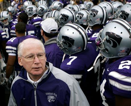 K-State's Silver Fox Football
