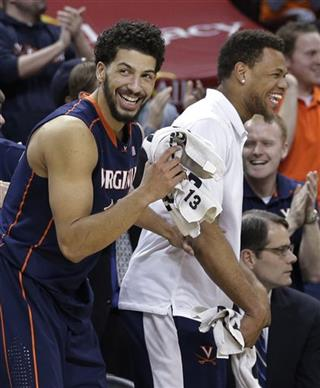 Anthony Gill, Justin Anderson