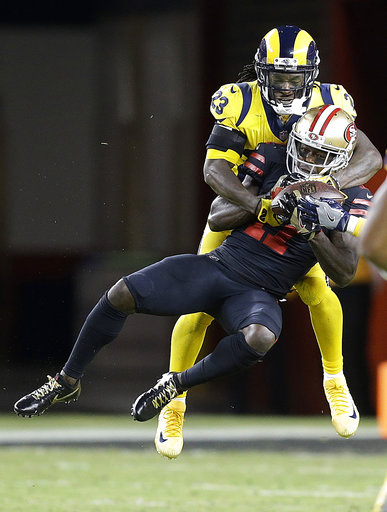 Marquise Goodwin, Nickell Robey-Coleman