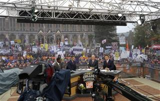 Lee Corso, Kirk Herbstreit, Chris Fowler, Desmond Howard