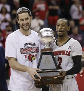 Luke Hancock, Russ Smith