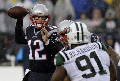 Tom Brady, Sheldon Richardson