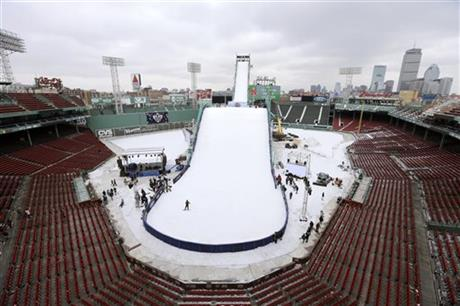 Fenway Big Air
