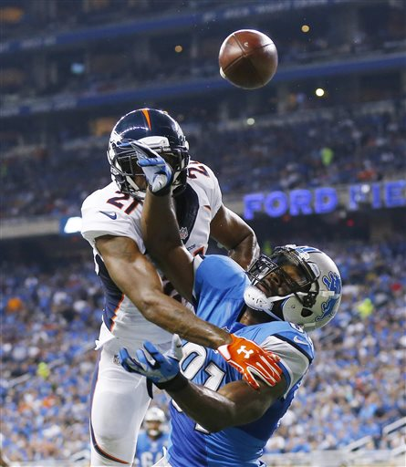 Calvin Johnson, Aqib Talib