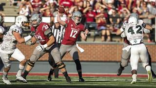 Connor Halliday, Gunnar Eklund
