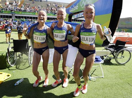 Rio Olympics Athletics Women