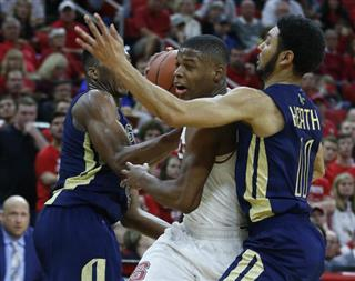 Georgia Tech NC State Basketball