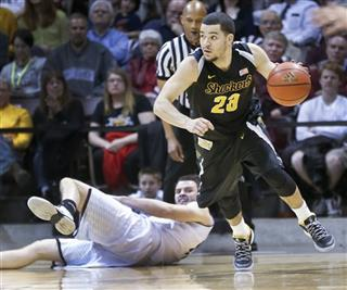 Wichita St Missouri St Basketball