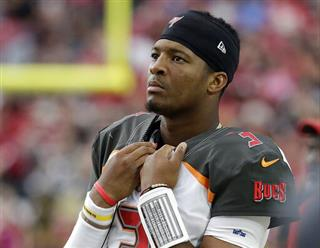 Buccaneers Winston Football
