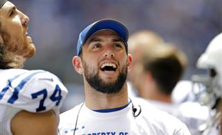 Andrew Luck, Anthony Castonzo