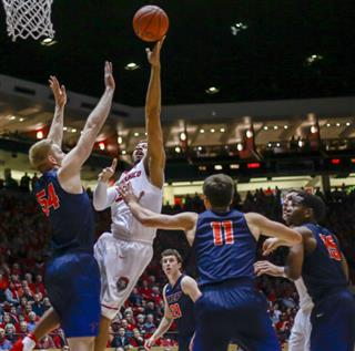 UTEP New Mexico Basketball