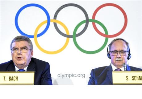 IOC Russian Doping