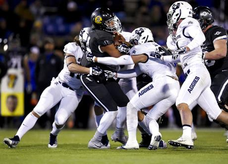 Air Force Utah St Football