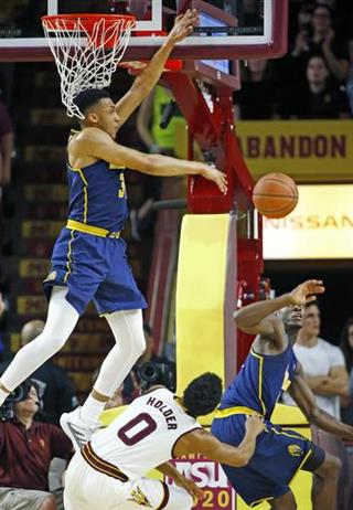 California Arizona St Basketball