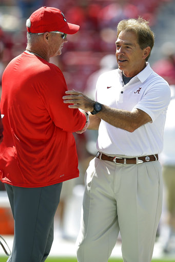 Nick Saban, Jeff Tedford