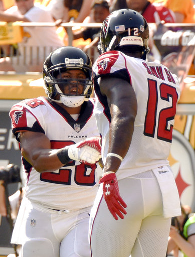 Terron Ward, Mohamed Sanu
