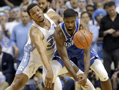 Amile Jefferson, Kennedy Meeks