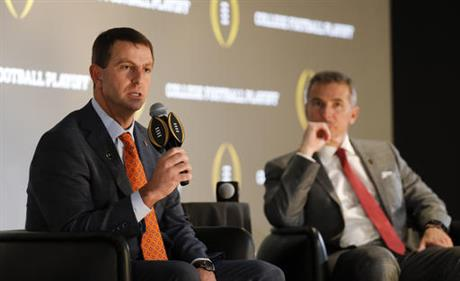 Dabo Sweeney, Urban Meyer