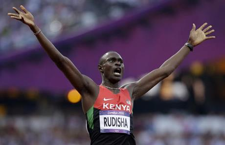 Rio Olympics The Rudisha Way Athletics