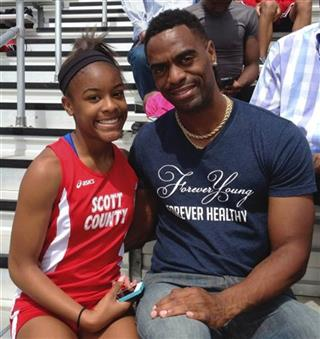 Tyson Gay Daughter Killed