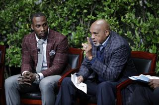 Tommie Smith, Anquan Boldin