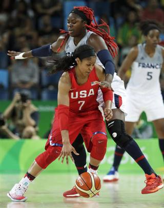Rio Olympics Basketball Women