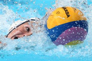 Surfing Olympian Water Polo