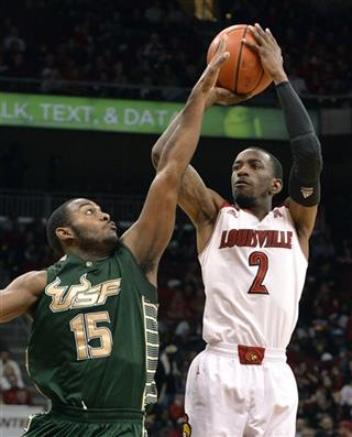 Russ Smith, Shemiye McLendon