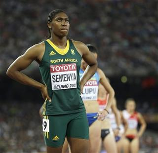 South Africa-Semenya Athletics