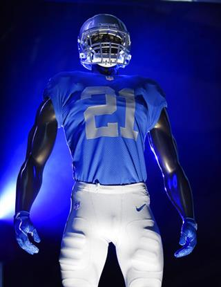 Lions Uniforms Football
