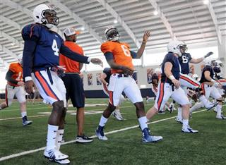 Auburns Smith Football
