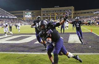 Jackson St TCU Football