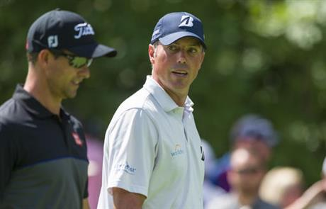 Adam Scott, Matt Kuchar