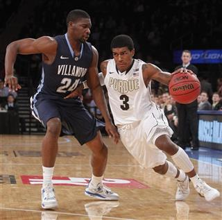 Villanova Purdue Basketball