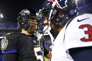 Tom Savage, Joe Flacco