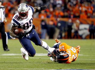 Patriots Bennett Returns Football