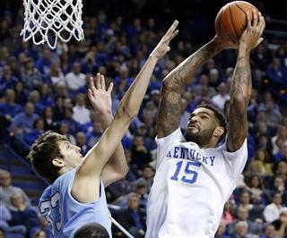 Willie Cauley-Stein, Luke Petrasek