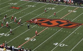 Oklahoma St Spring Game Football